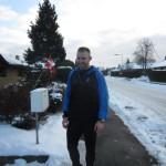 Morten Blok er første i mål :-)