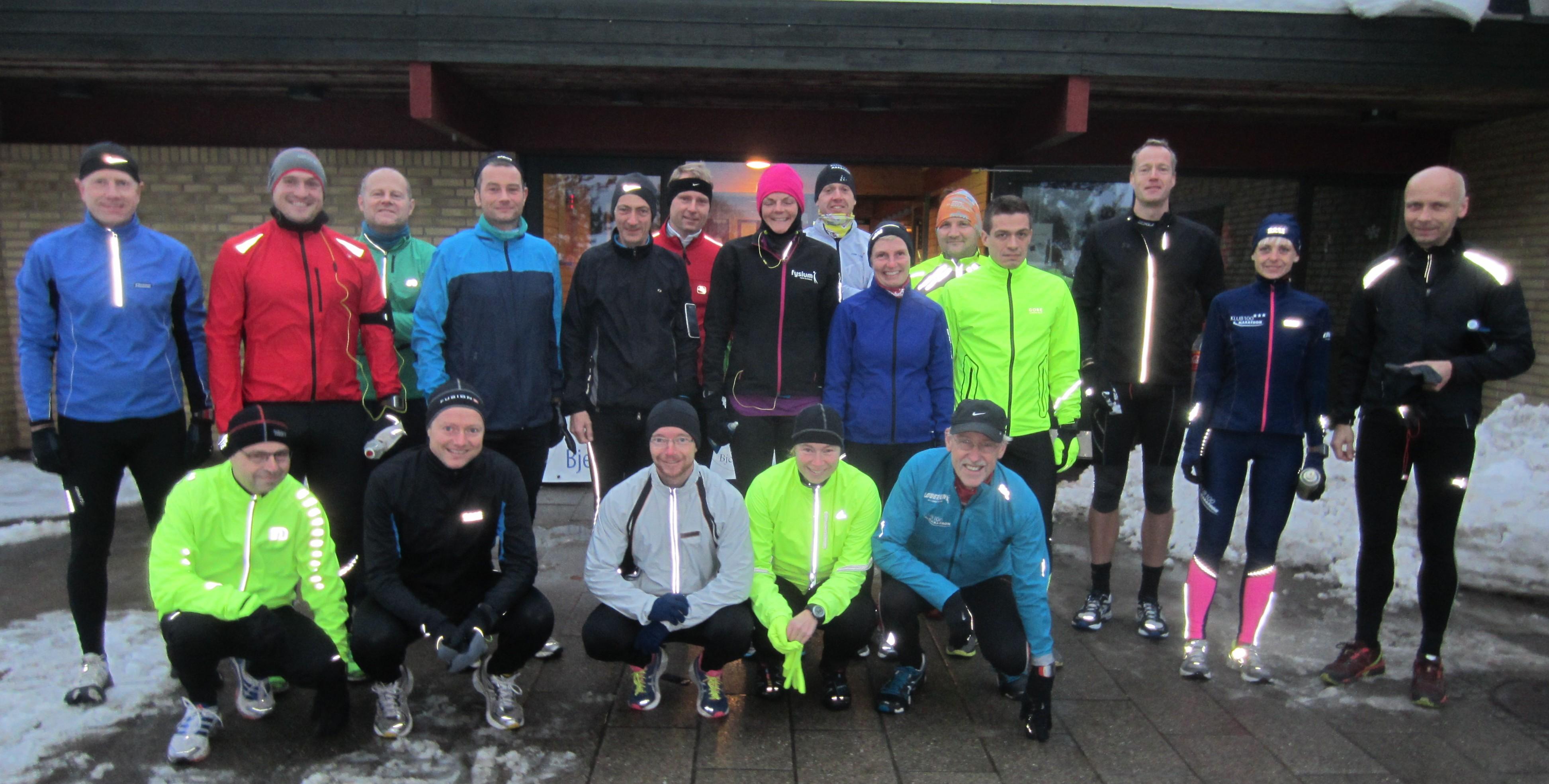 19 seje løbere klar til at besejre bjergene i Vigersted