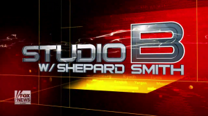 Fox News - Studio B with Shepard Smith 2013.07.17