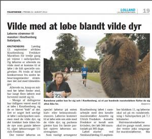 Lolland-Falsters Folketidende 2014.08.22