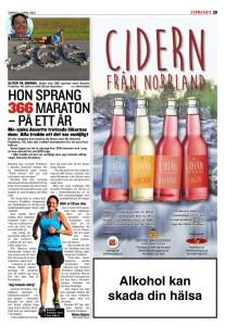 Sweden - Expressen 2015.04.16