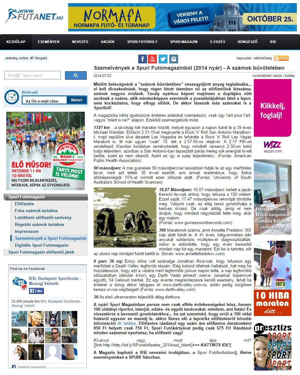 futanet.hu 2014.07.02 ungarnsk